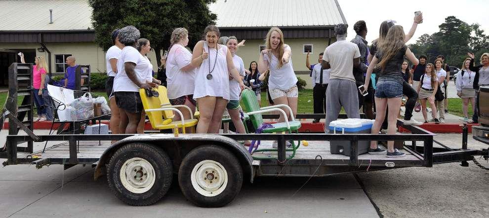 Denham Springs High School: So long, seniors _lowres