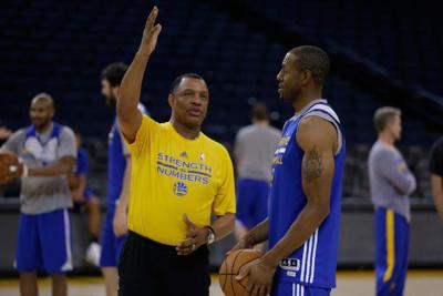 Live updates: New Orleans Pelicans introduce new head coach Alvin Gentry at 3:30 p.m. news conference _lowres