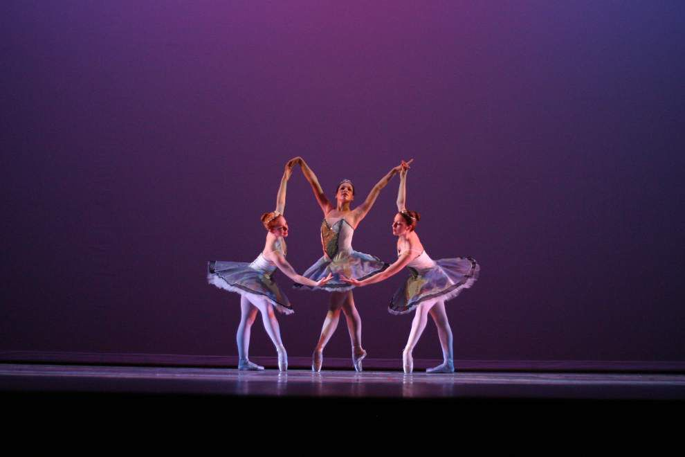 Ballet Bons Temps: Dancers from region promise to show Baton Rouge some good times _lowres