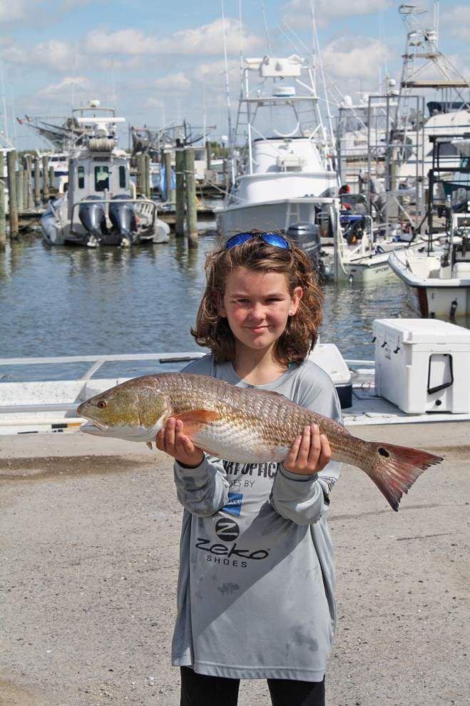 Fishing results from B.A.S.S. High School qualifier and Louisiana Saltwater Series-Redfish championship _lowres