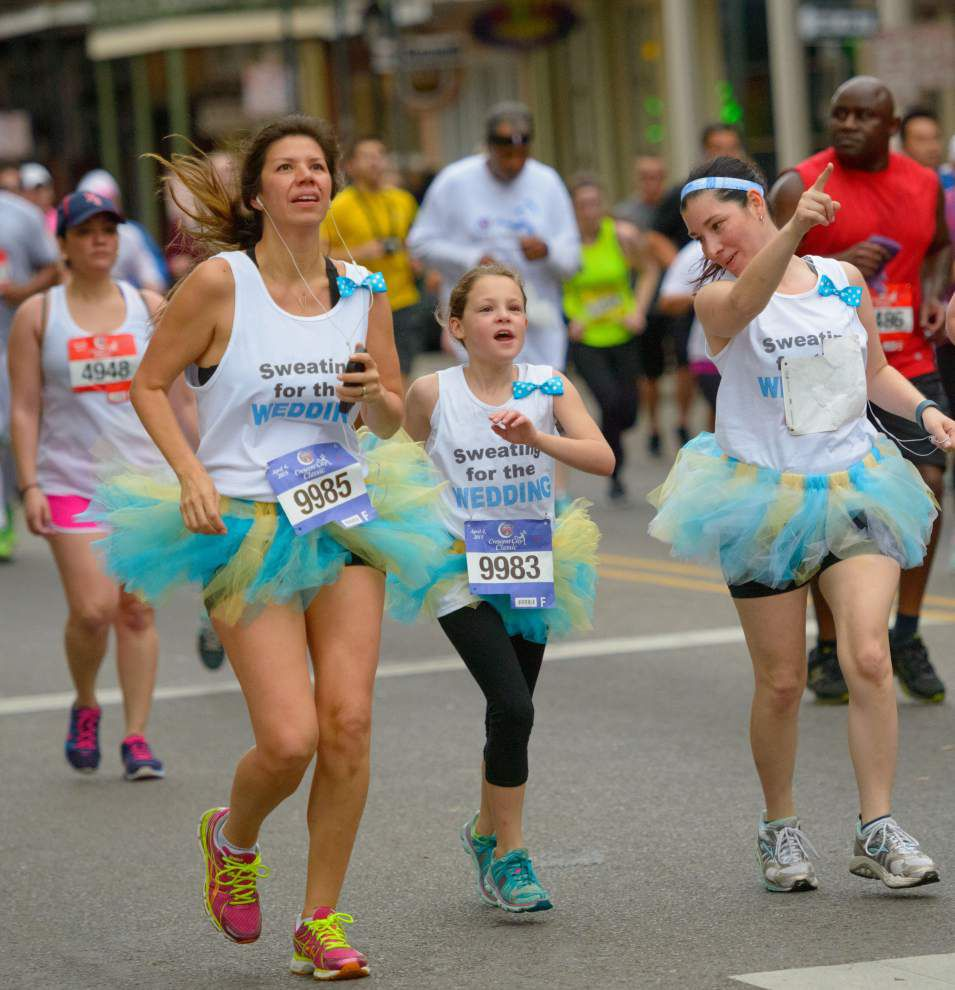 Running opportunities continue to grow for New Orleans-area athletes _lowres