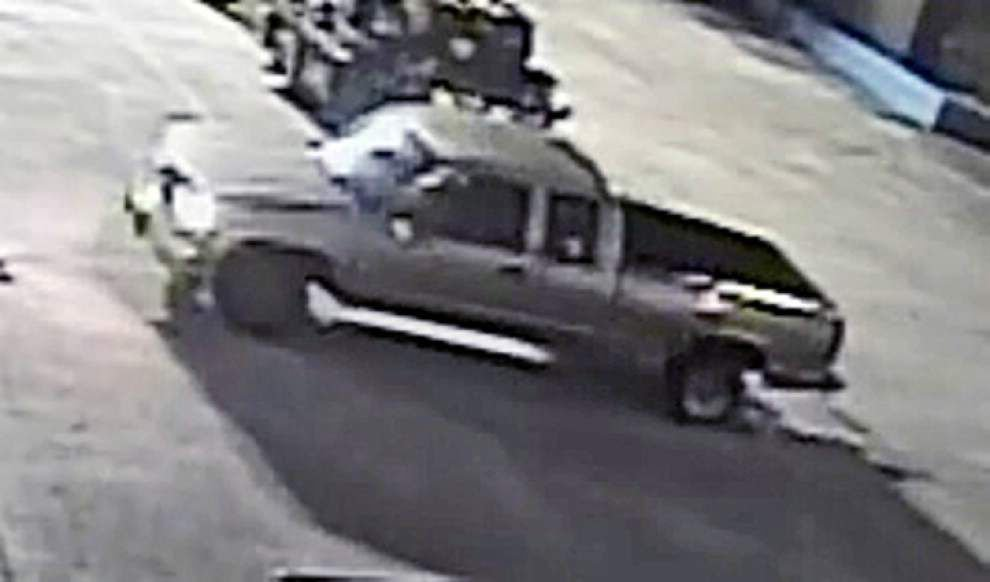 Lafayette Sheriff looking for extended-cab truck in Nov. 9 armed robbery of Cypress Tree Inn _lowres
