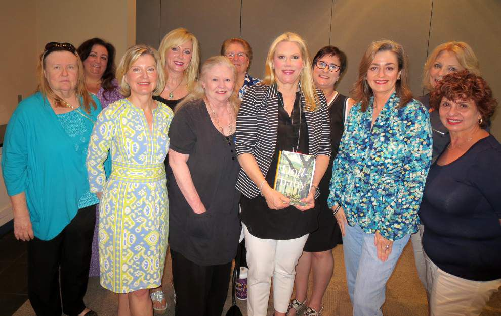 Writers hear author discuss inspiration for 'Doll-Baby' _lowres