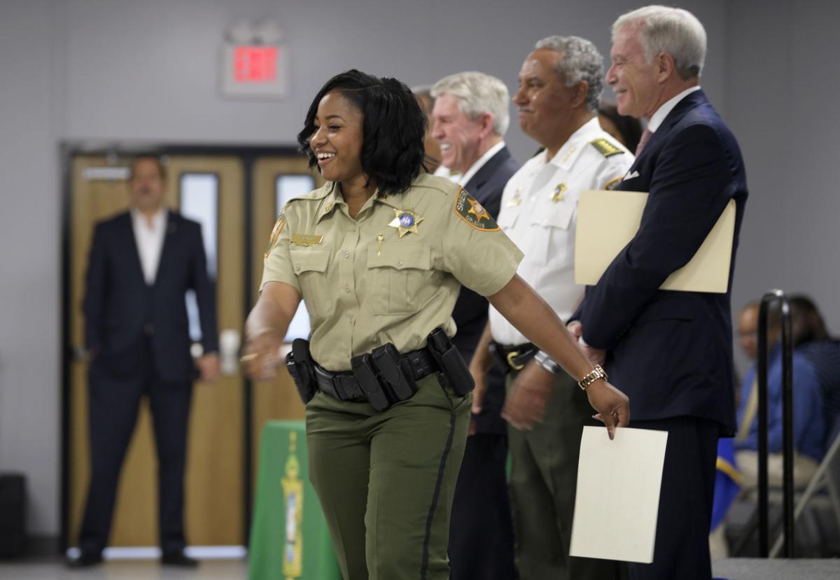 Orleans deputies graduate from retraining class under ...