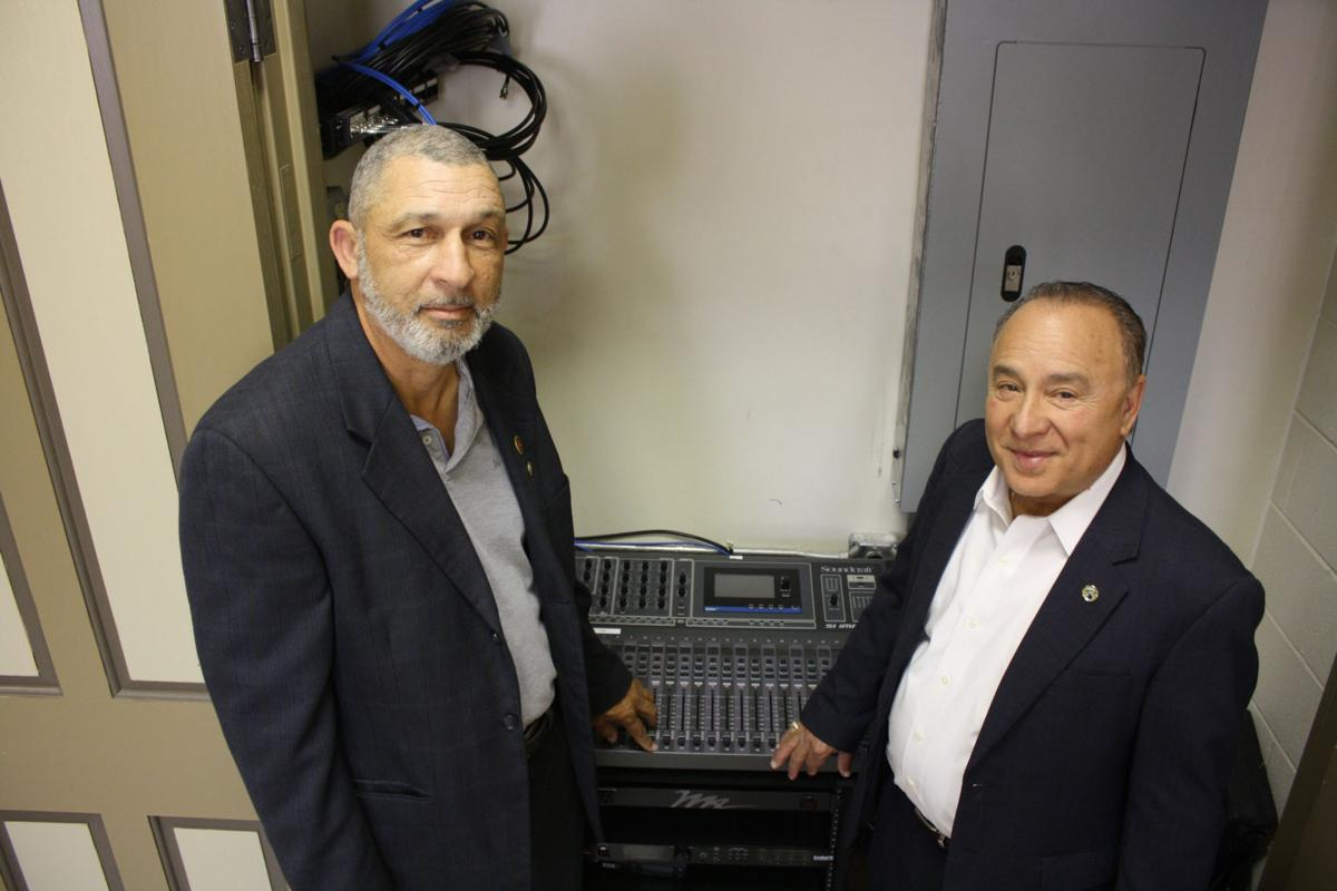 Photo #1 - Donaldsonville Courthouse Sound System - Council.JPG