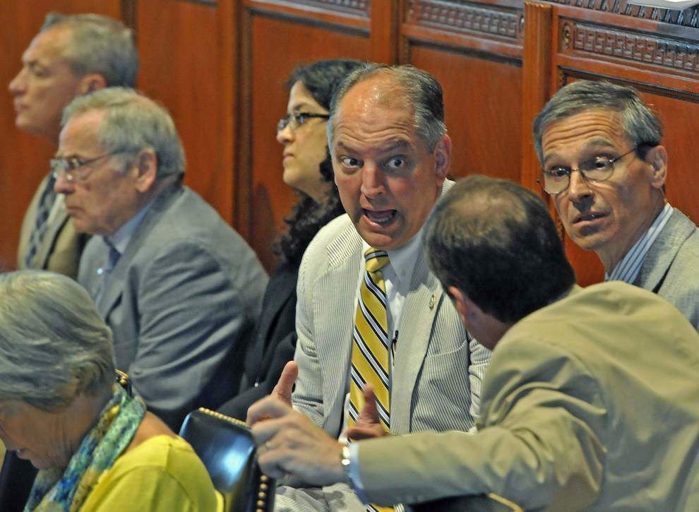 As Louisiana lawmakers scramble, Senate committee approves budget _lowres