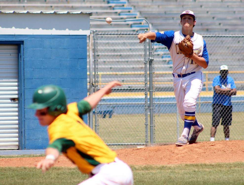Check out the LHSAA baseball playoff pairings, results _lowres
