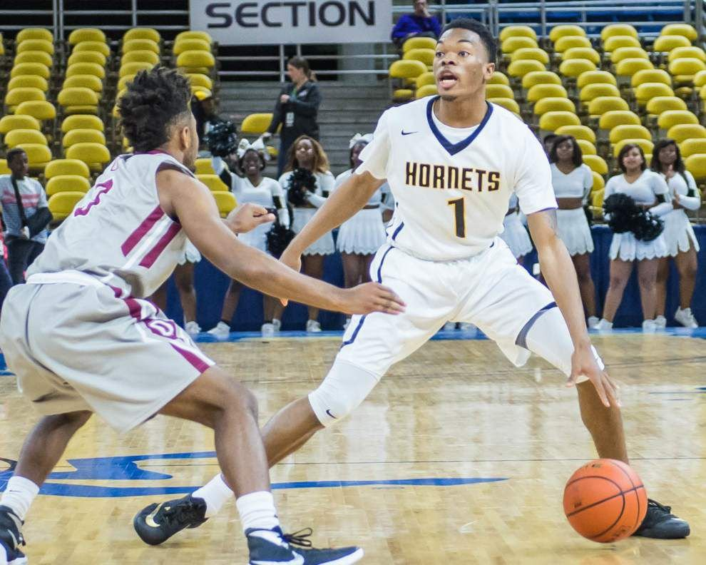 Back again: Scotlandville returns to boys basketball 5A final, defeats Ouachita Parish in LHSAA state tournament _lowres