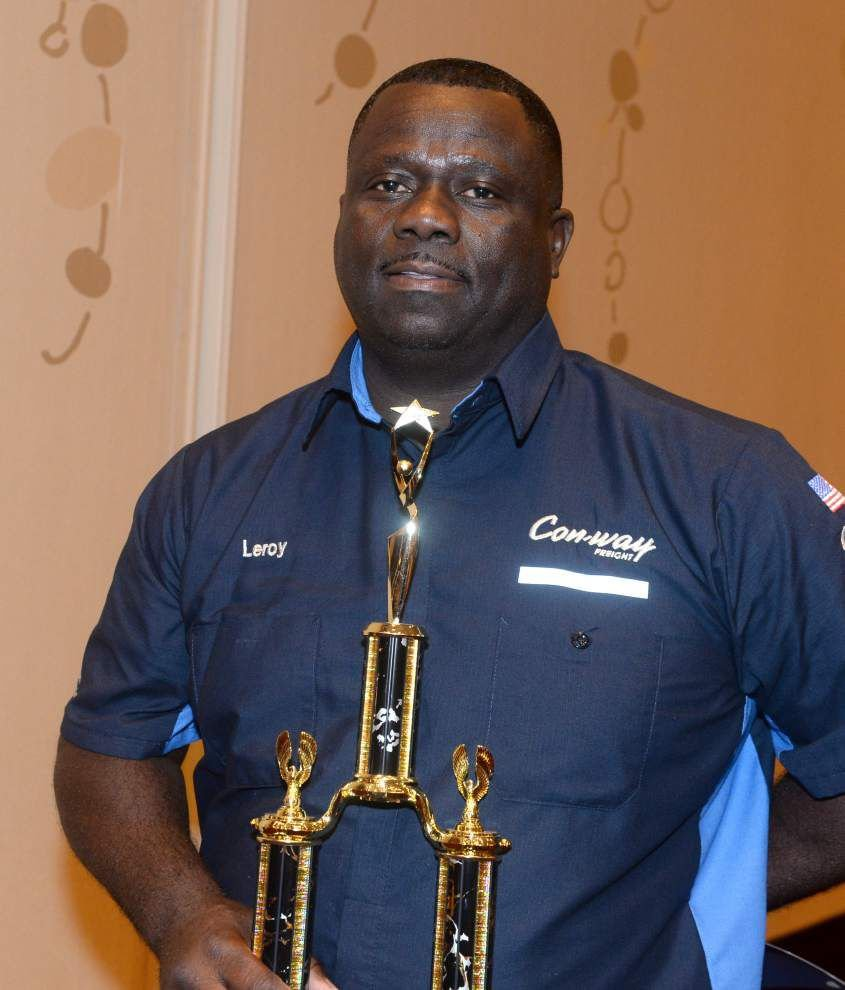 Zachary resident wins truck-driving competition _lowres