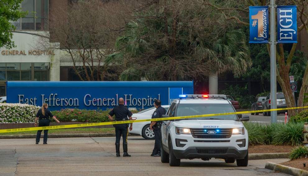 Sources reveal new hints about shooter in East Jefferson hospital murder-suicide targeting Dr. Bert Goodier _lowres
