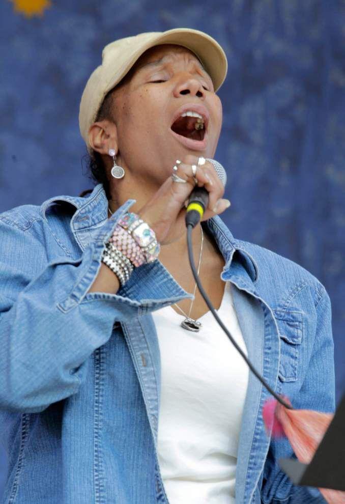Photos: Gwen Stefani, Charmaine Neville, Mardi Gras indians shine on brilliant Friday at Jazz Fest _lowres