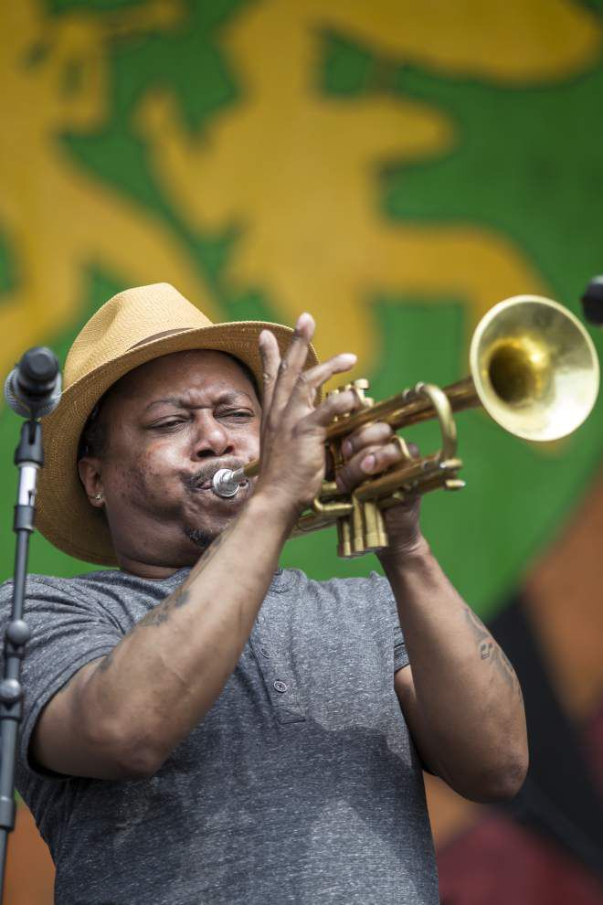 Free concerts a counterpoint to Jazz Fest stages _lowres