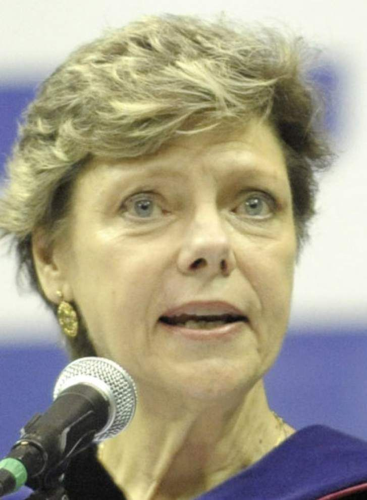 Our Views: Louisiana native Cokie Roberts gets Humanist award _lowres