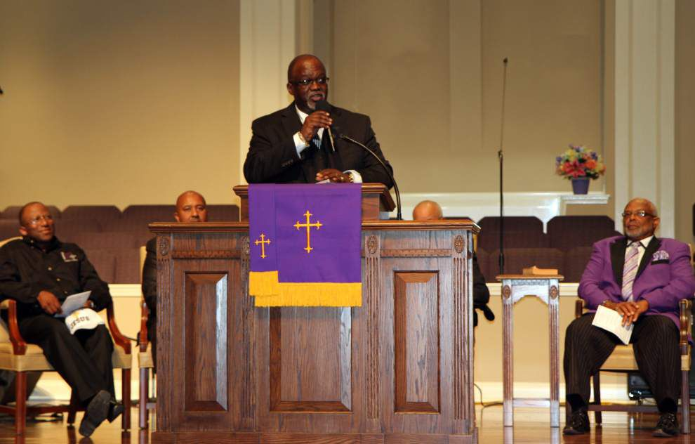 The Rev. Shovie Ducre named Trailblazer _lowres