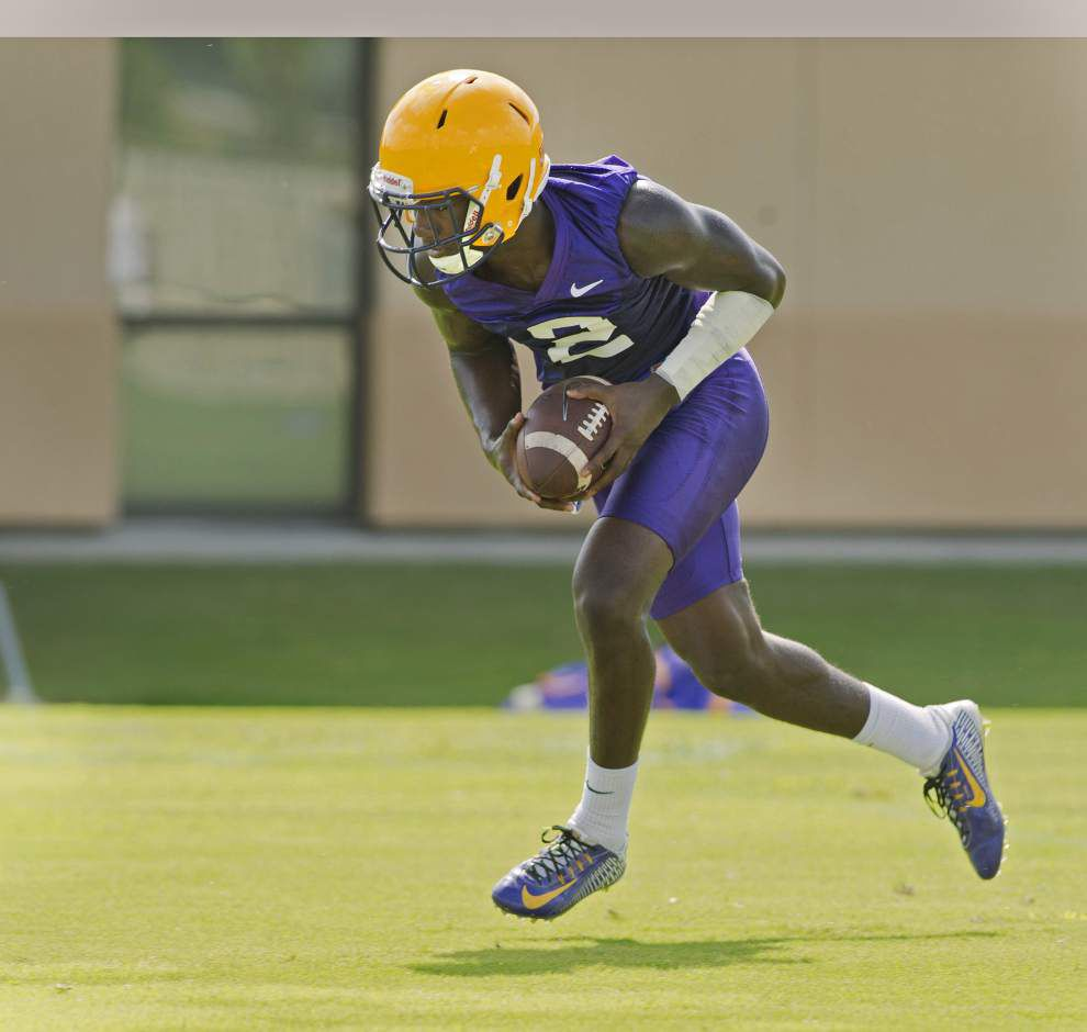 LSU long-time commit-turned-freshman, defensive back Kevin Toliver expecting to play early in Year 1 _lowres