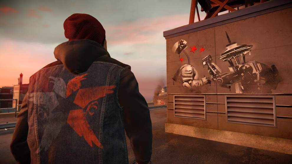 'inFamous: Second Son' makes Seattle super _lowres