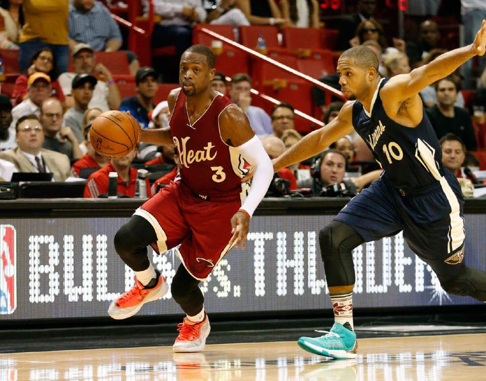 Blue Christmas: Pelicans lose to Heat 94-88 in overtime in highly anticipated holiday matchup _lowres