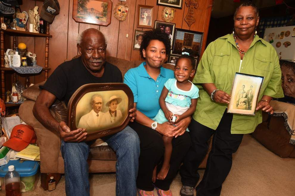 Louisiana families dig into their history, find they are descendants of slaves sold by Georgetown University _lowres