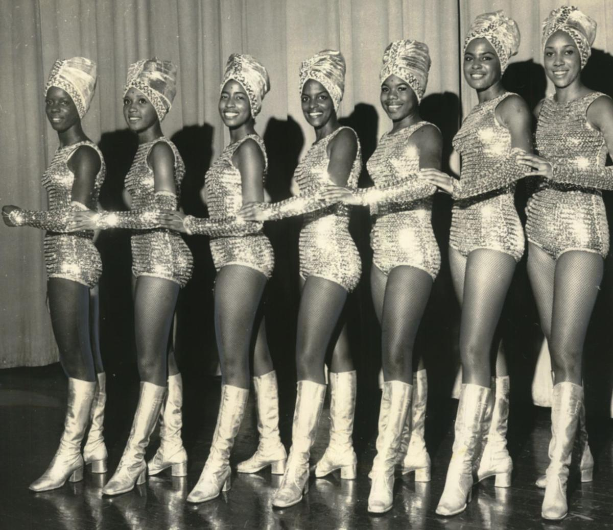 Image result for dancing dolls southern university