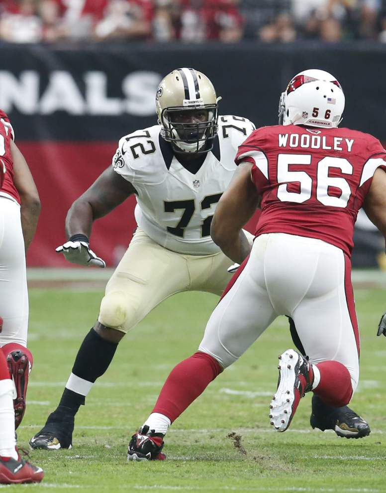 Source: Saints sign left tackle Terron Armstead to 5-year extension _lowres