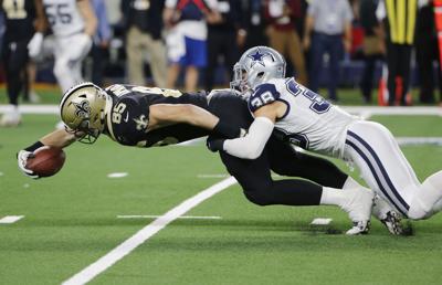 Saints Cowboys Football