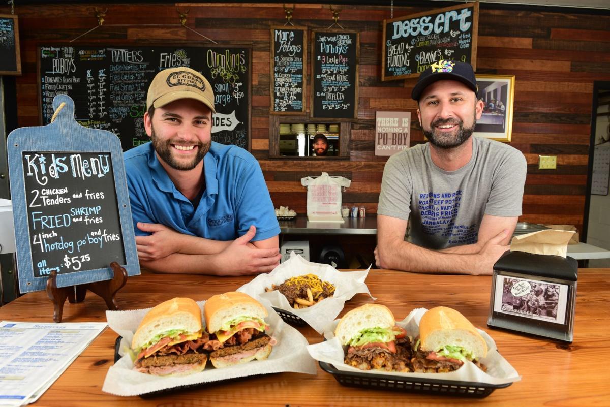 Review: Seersucker Restaurant and Catering in Gretna_lowres