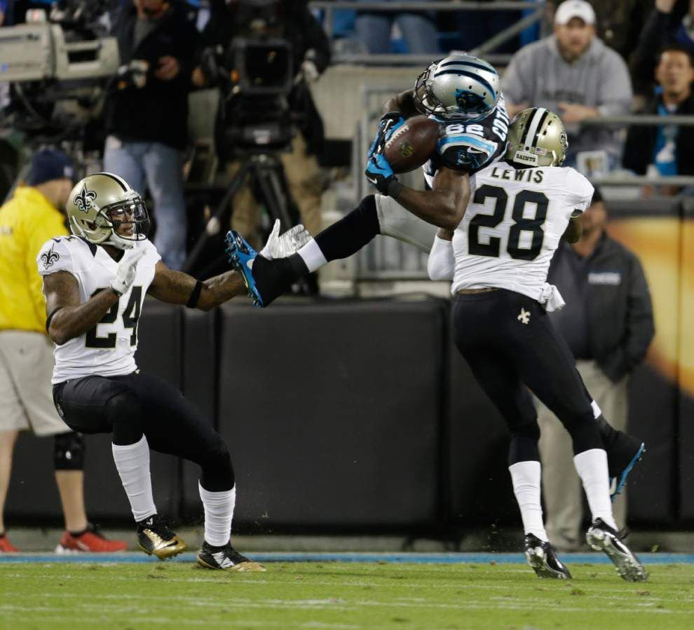 New Orleans Saints cornerback Corey White bounces back with key takeaway (again) _lowres