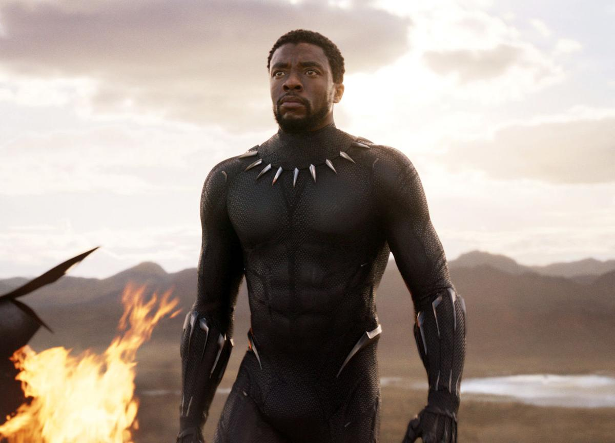 'Black Panther' still 1 for Red