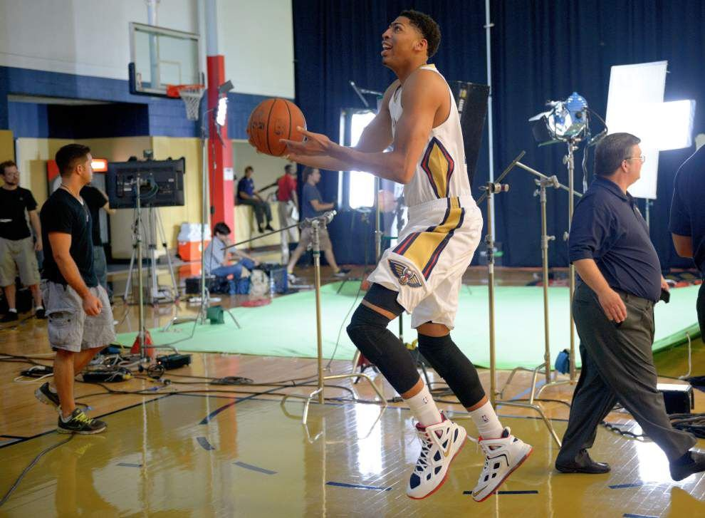 Video: Anthony Davis is excited about the upcoming season for the Pelicans _lowres