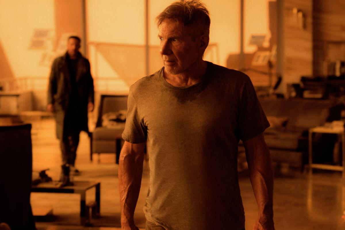 'Blade Runner 2049' still 2 for Red