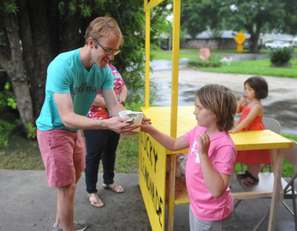 Sweet relief: Governor signs bill that will prevent lemonade stands from being ticketed _lowres