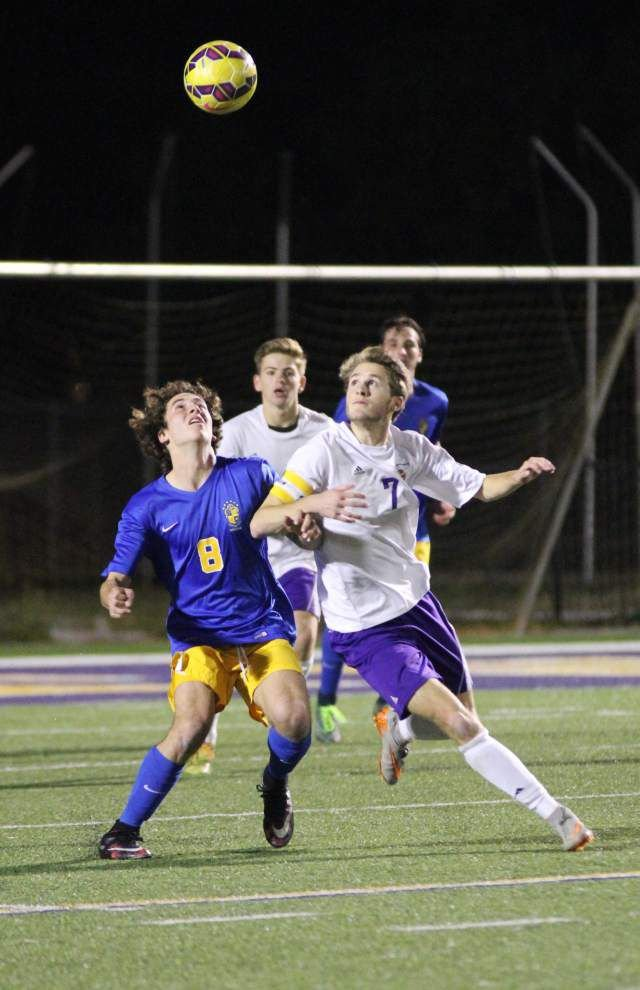 Nine New Orleans area boys soccer teams earn first-round byes as LHSAA announces playoff pairings _lowres