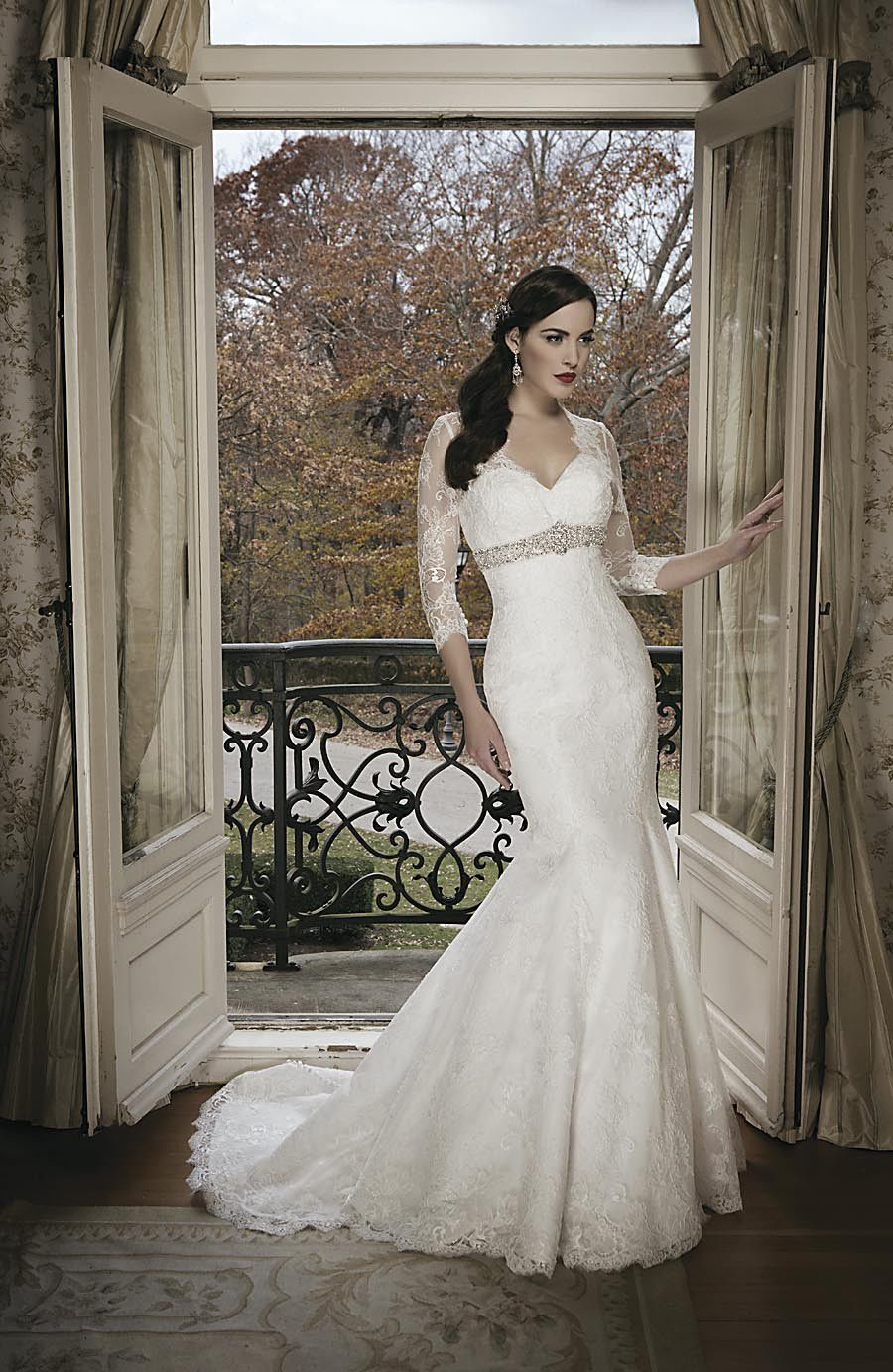 Modern wedding gowns with vintage inspiration | Weddings ...