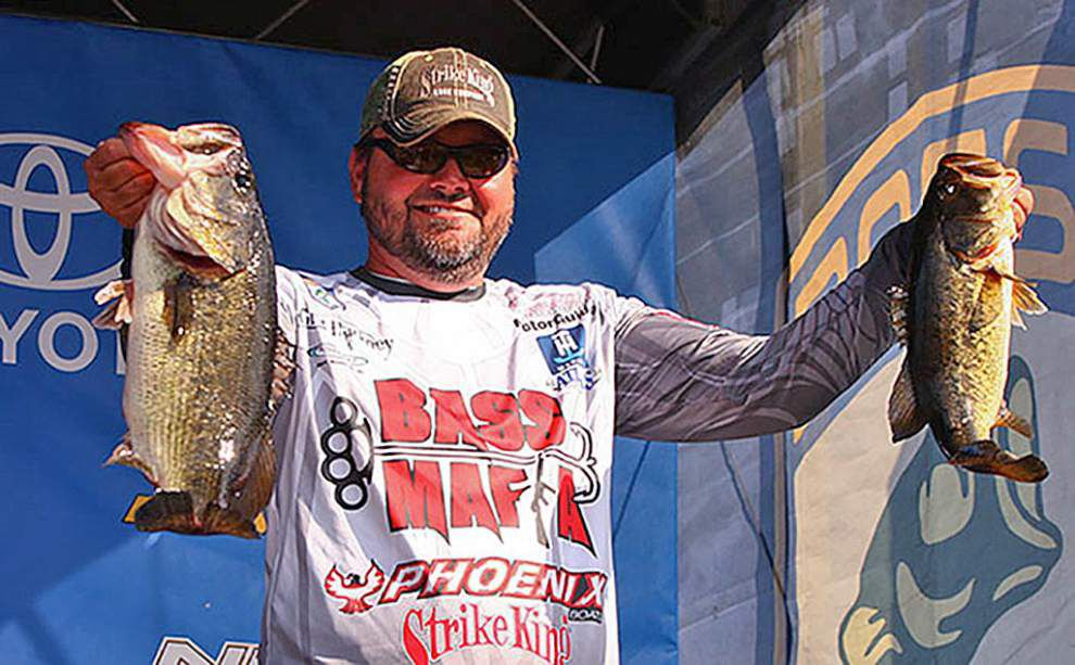 Fishing world eyes Bassmaster Elite Series on Toledo Bend _lowres