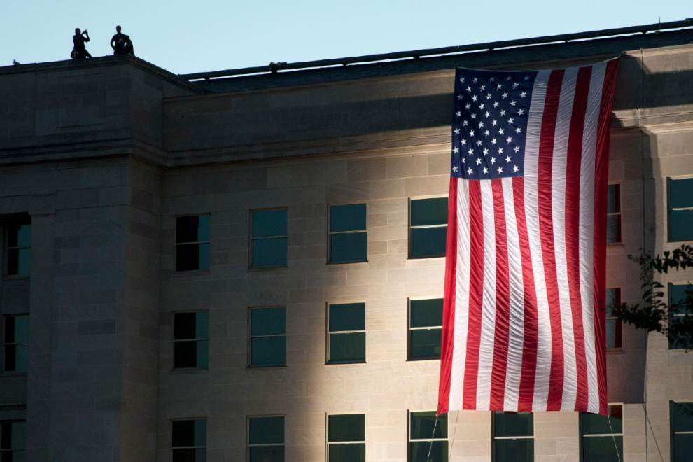 Photos and updates from 9/11 anniversary observances around the U.S. and world _lowres