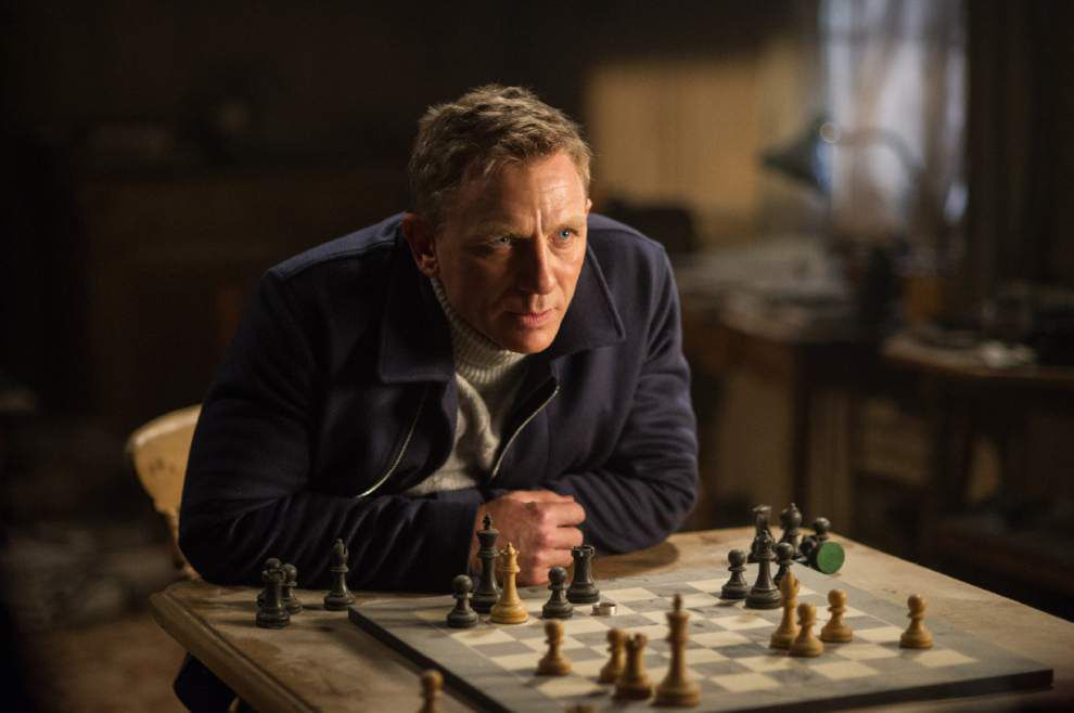 'Spectre' stays on top with $35.4M, 'Peanuts' with $24.2M _lowres