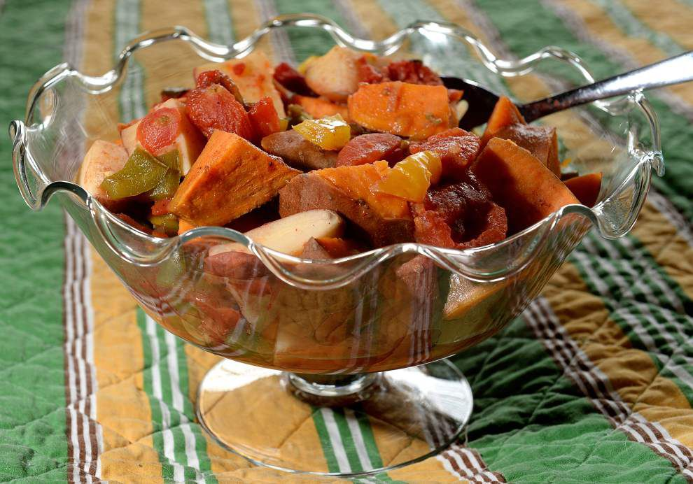 What a Crock!: Sweet potatoes make delightful side dish _lowres