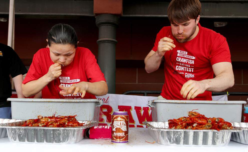 5,000 pounds of gumbo? Louisiana, champion eater attempt record-setting gumbo feats in contest this weekend _lowres