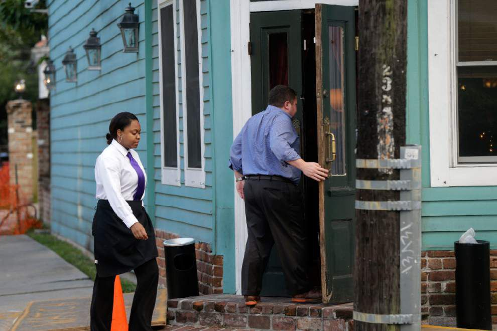Which New Orleans neighborhoods see highest number of armed robberies? _lowres