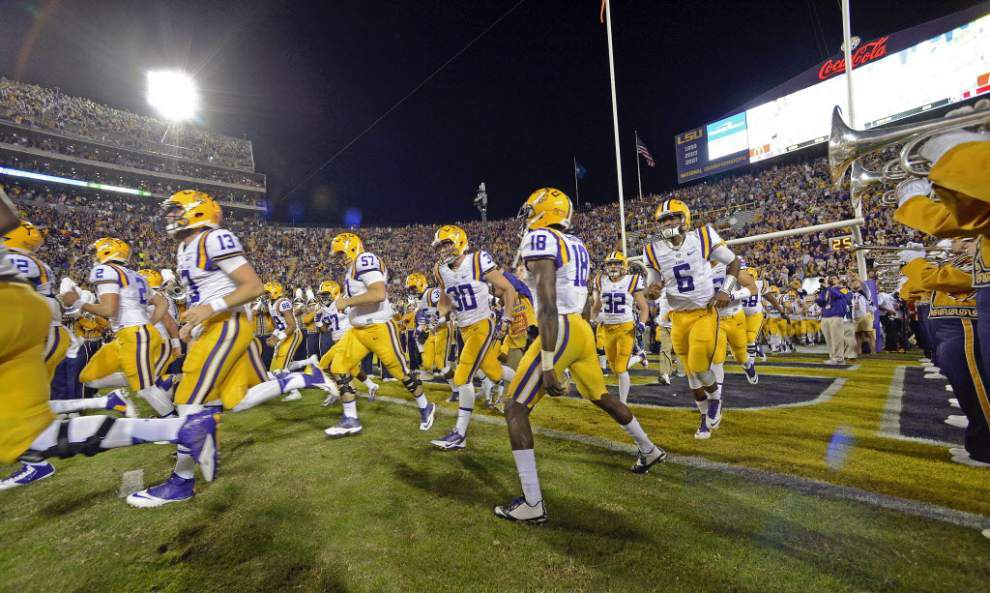 LSU football Academic Progress Rate score drops to 10-year low, but... _lowres