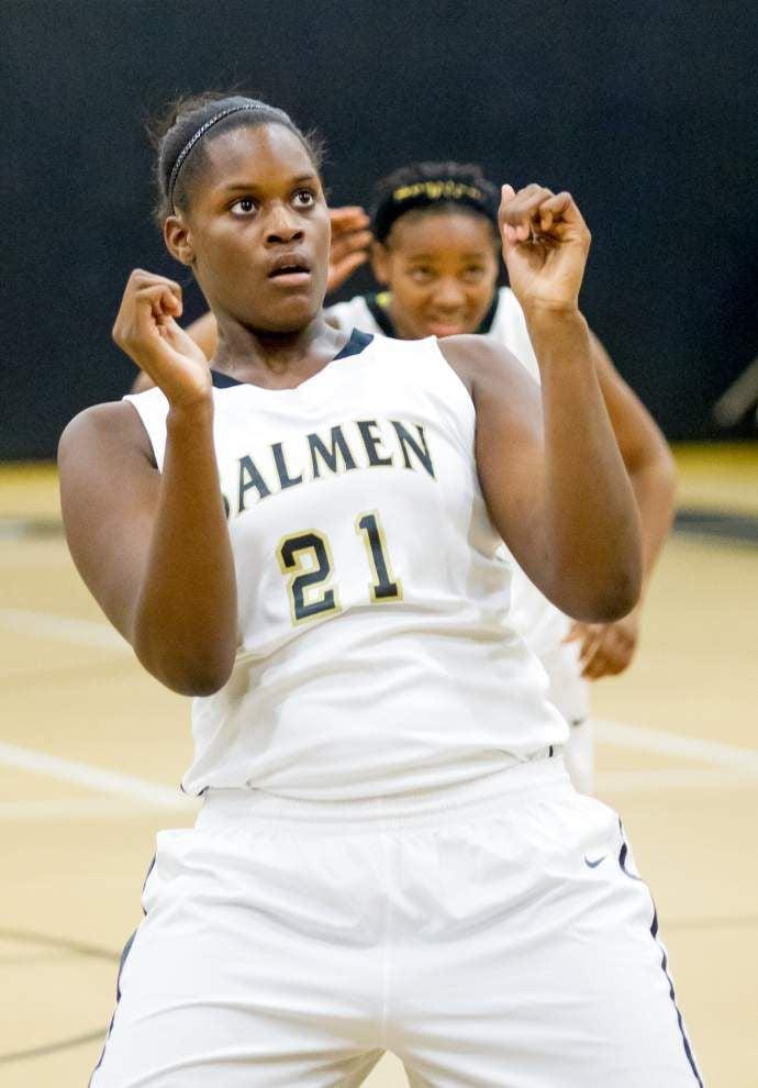 Salmen's Kalani Brown named Gatorade Louisiana Girls Basketball Player of the Year _lowres