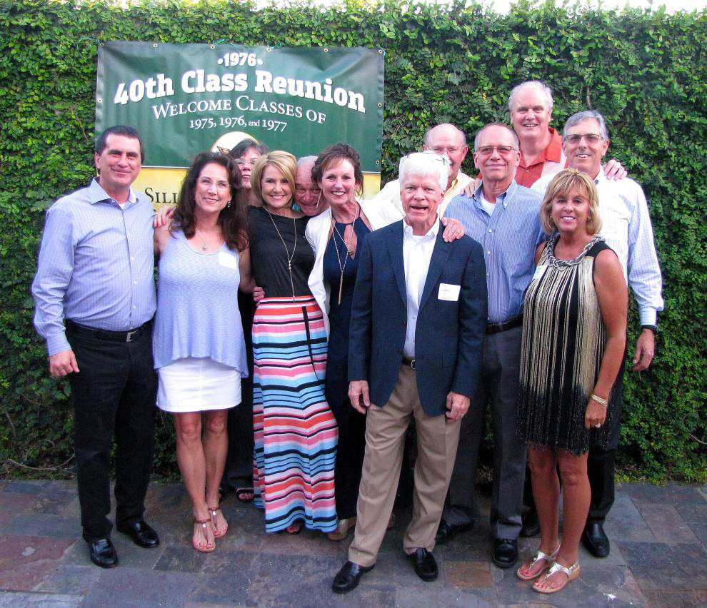 Silliman class celebrates 40th reunion _lowres