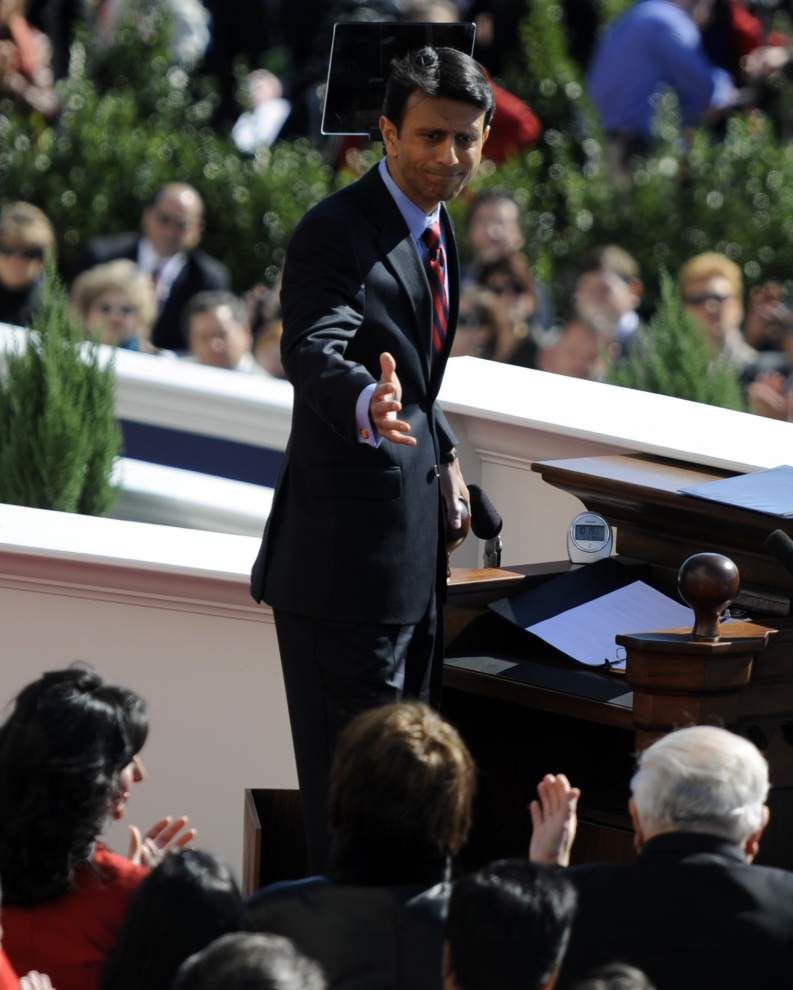 How Bobby Jindal's meteoric rise in GOP ended with him crashing down to earth with failed presidential bid _lowres