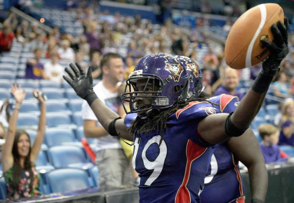 The spell is over: Arena Football League announces VooDoo cease operations _lowres