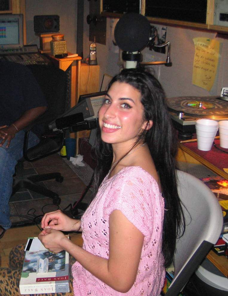 Review: Documentary on Amy Winehouse unconventional, tough to watch _lowres