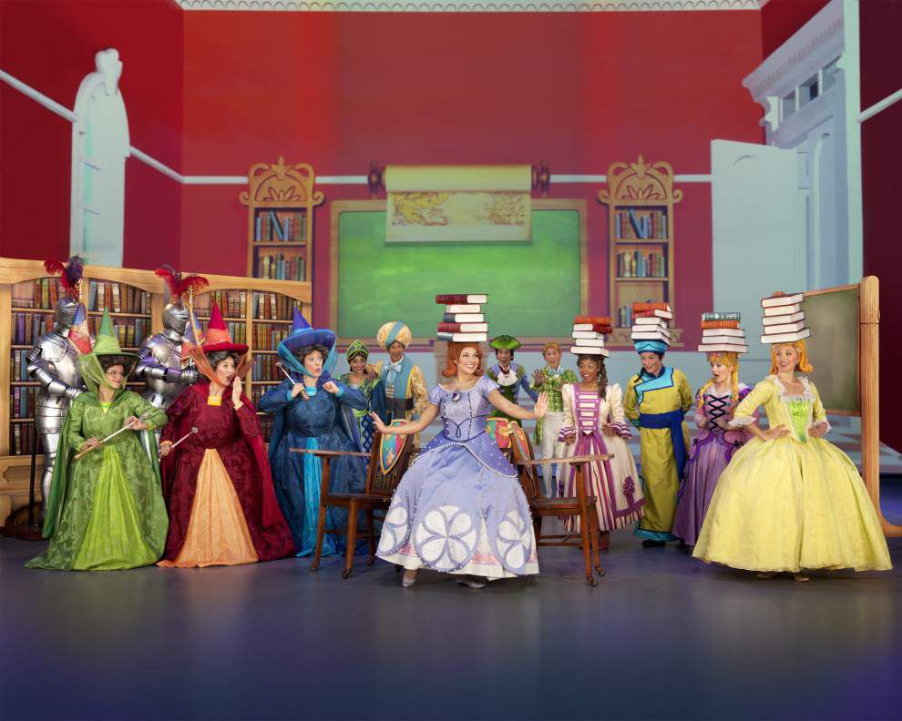 LaRose native flies home as Peter Pan in Disney Live! _lowres