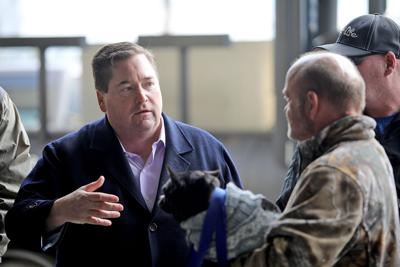 Billy Nungesser wants input on Civil Rights Trail (copy) (copy)