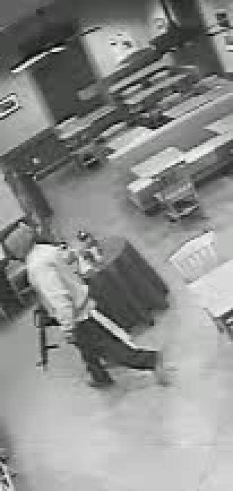 CC's Coffee near Bocage robbed by assault rifle-wielding man Wednesday night _lowres