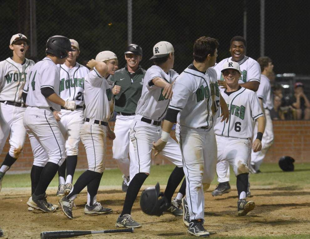 Redemptorist finishes 6-2A unbeaten and wins final regular-season home game _lowres