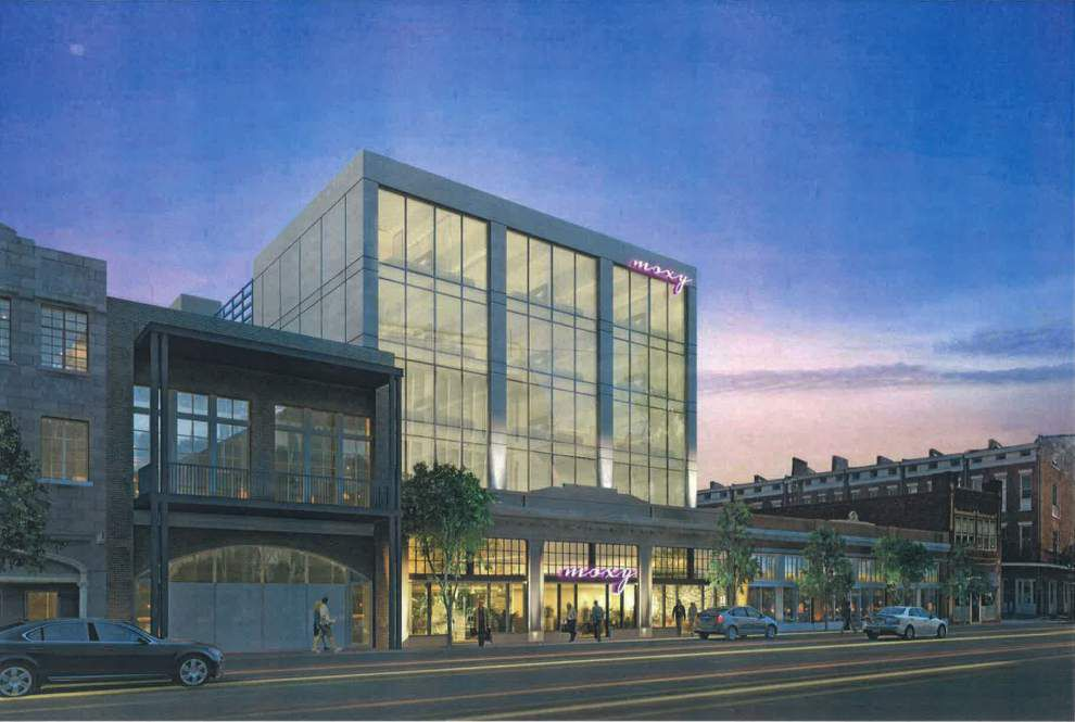 New Orleans City Council approves plans for Moxy Hotel on St. Charles Avenue over neighbors' objections _lowres